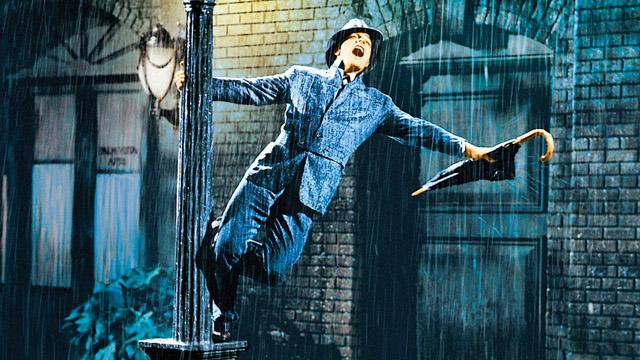 Cantando na chuva (Singin' in the rain, dir. Gene Kelly e Stanley Donen, 1952)