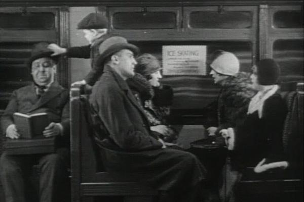 Chantagem e confissão (Blackmail, 1929) 1030