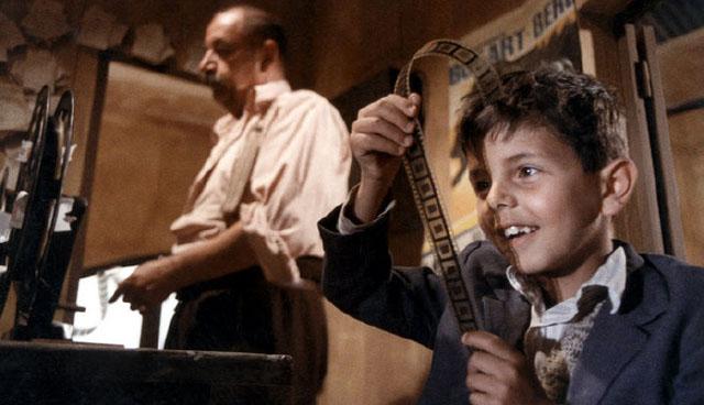 Cinema Paradiso (Nuevo Cinema Paradiso, dir. Giuseppe Tornatore, 1988)