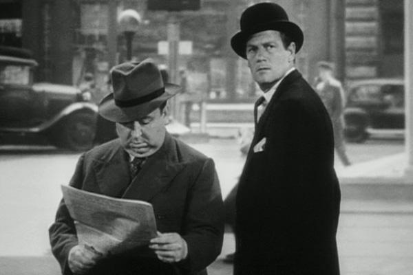 Correspondente Estrangeiro (Foreign Correspondent, 1940) 11min56