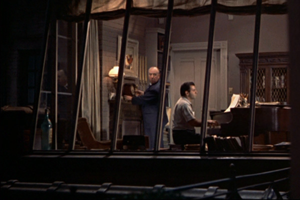 Janela Indiscreta (Rear Window, 1954) 25min09