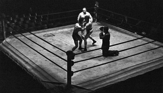 Killer's Kiss, dir. Stanley Kubrick, 1954
