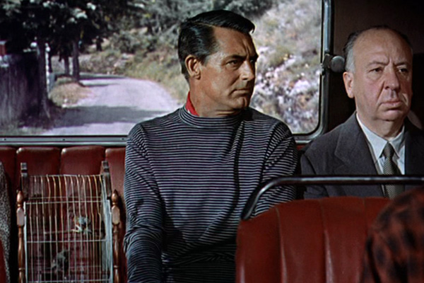 Ladrão de casaca (To Catch A Thief, 1955) 09min38