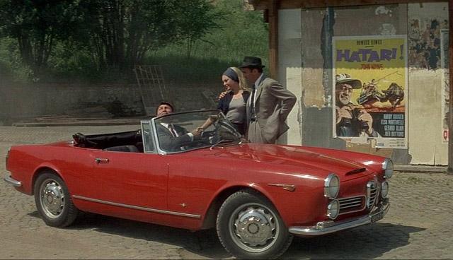 O Desprezo (Le Mépris, dir. Jean-Luc Godard, 1963)