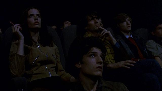 Os sonhadores (The Dreamers, dir. Bernardo Bertolucci, 2003)