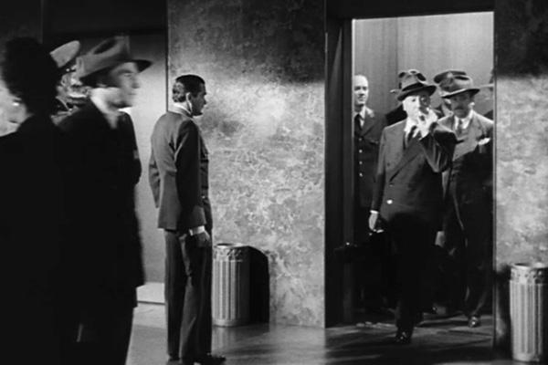 Quando fala o coração (Spellbound, 1945) 37min16