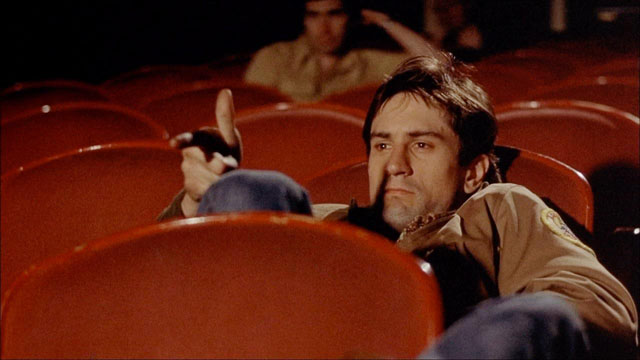 Taxi Driver Martin Scorsese