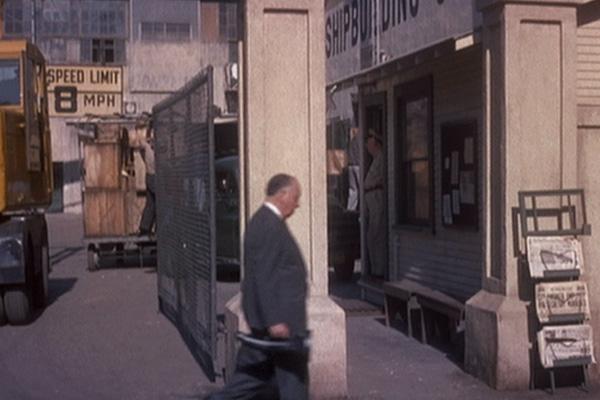 Um corpo que cai (Vertigo, 1958) 10min51