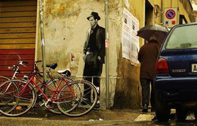 LADRI DI BICICLETTE (1948) Roma