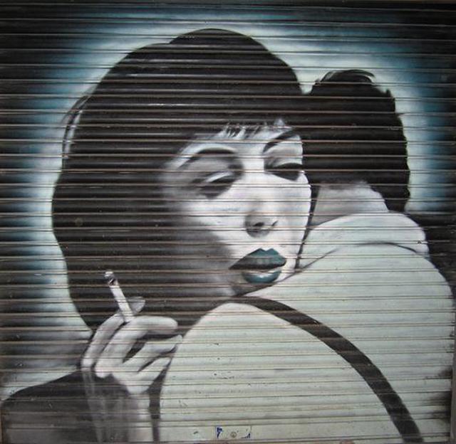 Vivre sa via Artista Krista Foto Stephanie Martin Petit Barcelona