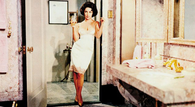 Elizabeth Taylor como Gloria Wandrous em Disque Butterfield 8 (BUtterfield 8