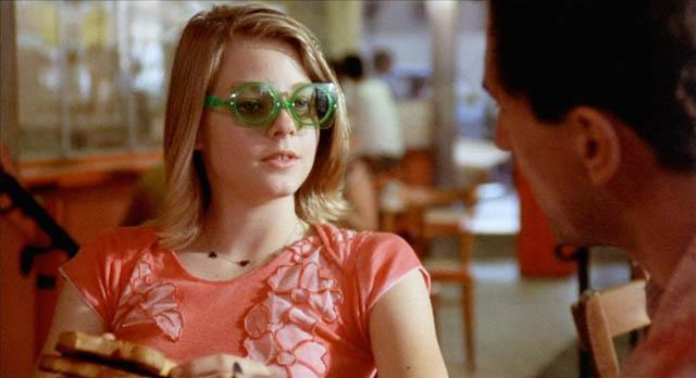 Jodie Foster como Iris