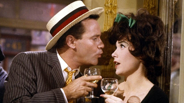 Shirley MacLaine como Irma La Douce